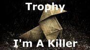 Heavy Rain- I'm A Killer (Bronze)