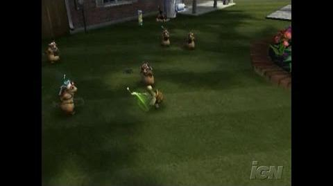 Over the Hedge Xbox Trailer - Gameplay Trailer