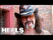 Ring Talk with Chris Bauer- Angle - Heels - STARZ