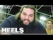Ring Talk with Robby Ramos- Body Slam - Heels - STARZ