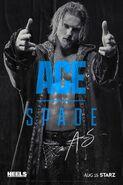 Season 1 Ace Spade Poster