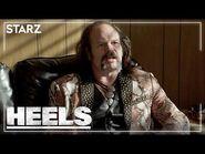 Wild Bill - Heels - STARZ