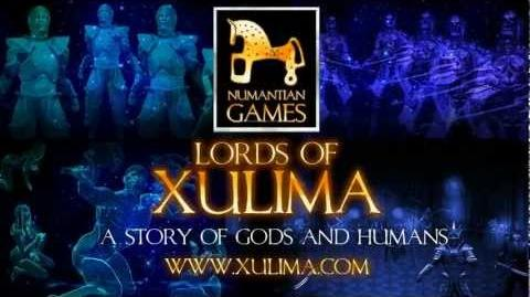 Lords of Xulima - Official Trailer