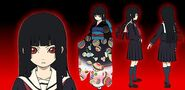 Ai Enma Three Vessels Character