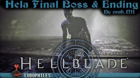 Hellblade Senua's Sacrifice - Final Boss Hela & Game Ending