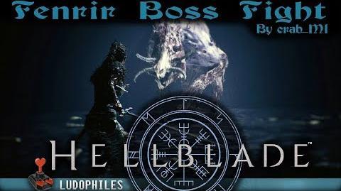 Hellblade Senua's Sacrifice - Fenrir Boss Fight