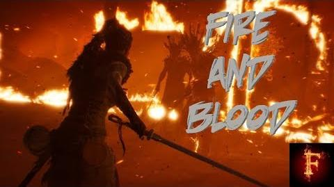 HELLBLADE SENUA'S SACRIFICE Walkthrough Gameplay Part 3 -Road of Fire and Blood- Surt