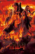 Hellboy 2019 Apocalype Poster