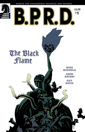 The Black Flame (story)