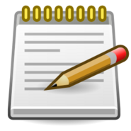 Accessories-text-editor