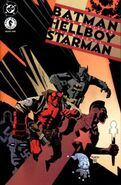Batman Hellboy Starman 1
