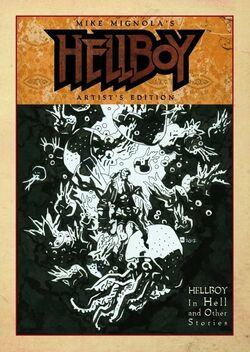 Hellboy Artist's Edition