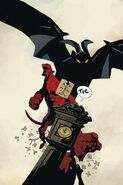 Her Fatal Hour and The Sending Mignola