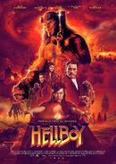 Hellboy 2019 Spanish Poster