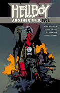 Hellboy and the BPRD Trade01