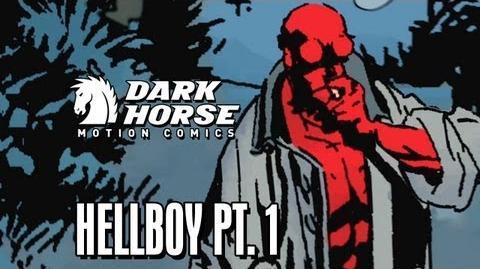 Good vs. Evil, Hellboy vs. the Queen of Blood - Dark Horse Comics Hellboy The Fury (pt