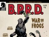 War on Frogs