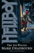 Hellboy - The Ice Wolves (Novel Cover)