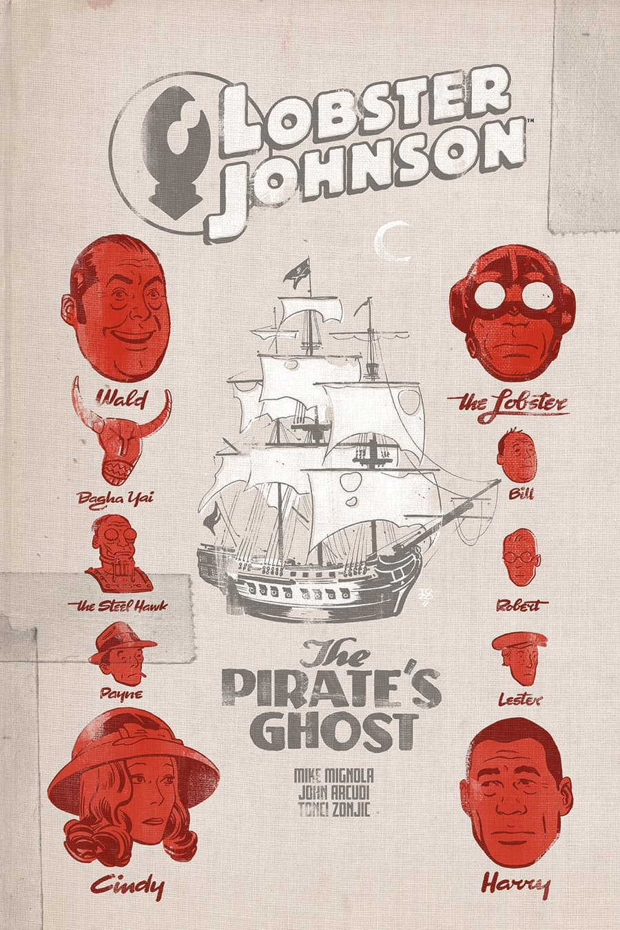The Pirate's Ghost