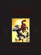 The Art of Hellboy (Hardcover)