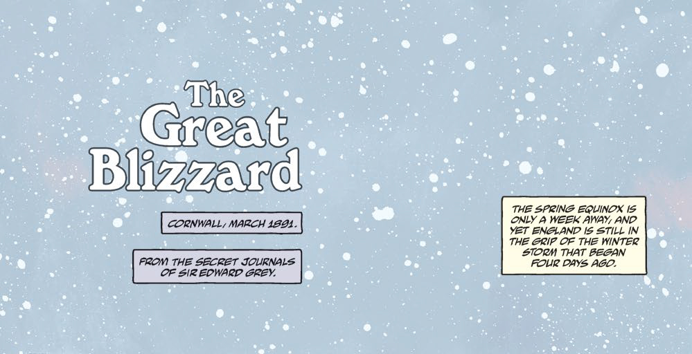 The Great Blizzard