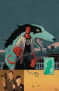 Hellboy and the BPRD 1953 4