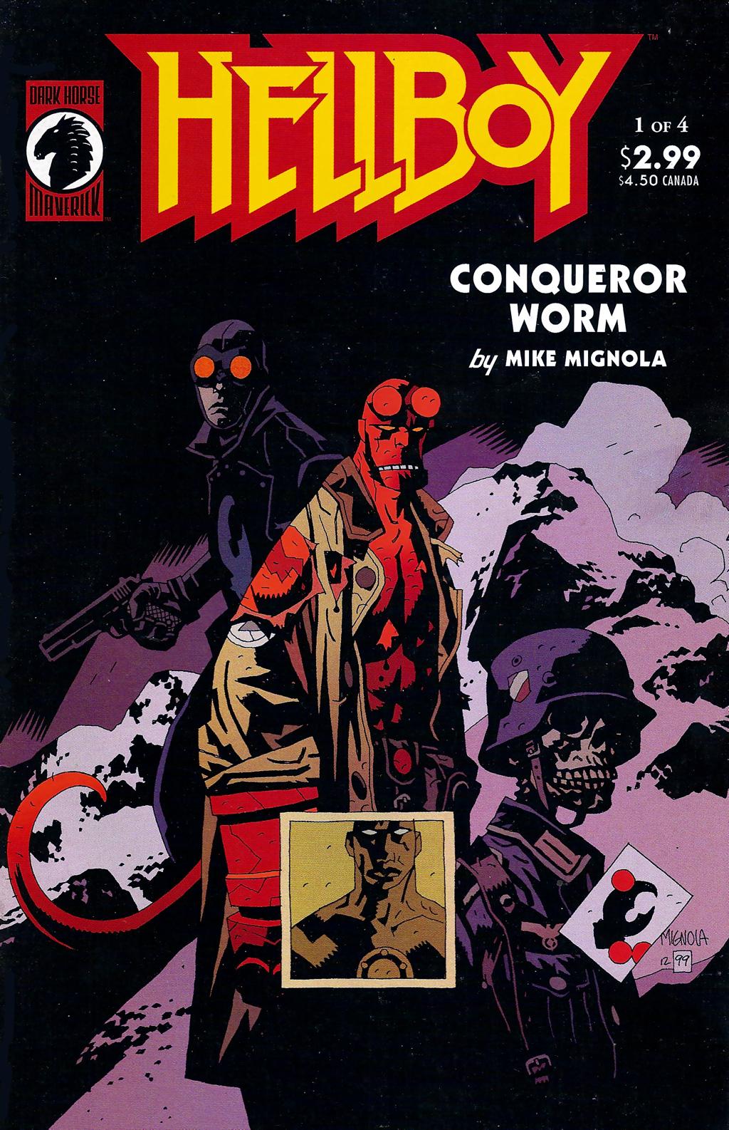 Conqueror Worm (story)