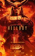 Helboy 2019 Thai Character Poster 01