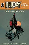 Return of Effie Kolb 1 Mignola