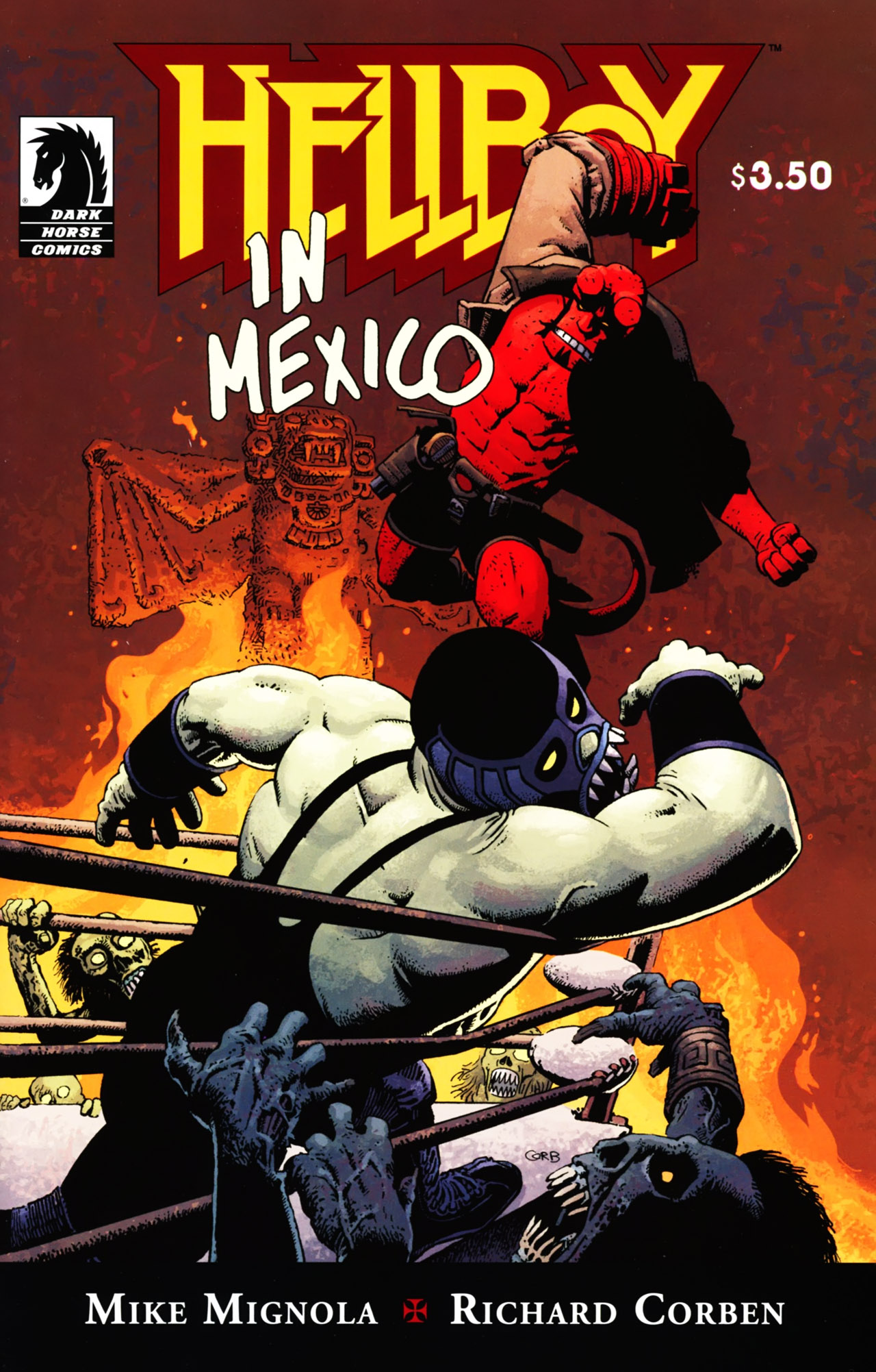 Hellboy in Mexico (story)