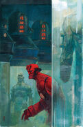 Hellboy and the BPRD 4