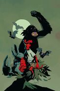 The Hidden Land 1 Mignola