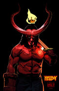Hellboy 2019 Comic Poster