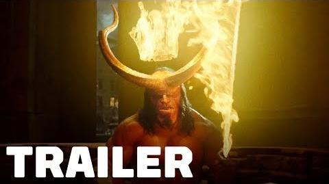 Hellboy - Official Trailer 1 (2019) David Harbour, Milla Jovovich