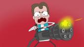 Боб-пулемётчик