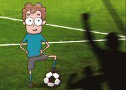 Боб-футболист