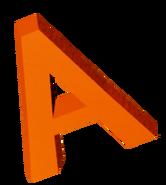 Буква A404