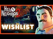 Why You Should Wishlist Hello Neighbor 2!