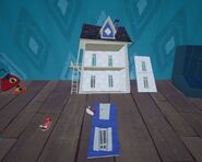 Кукольный домик в акте 3