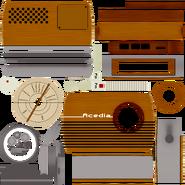 Radio dif
