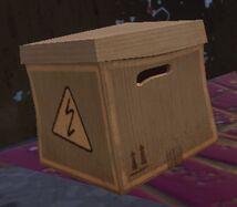 Коробка из под генератора