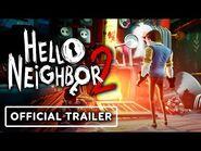 Hello Neighbor 2 - Official Announcement Trailer - Xbox Showcase 2020