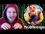 Hello Neighbor - Привет Сосед - ЧИТЫ