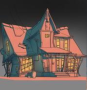 Странный дом2