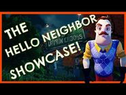 The Hello Neighbor Showcase!