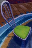 Поздрав стул
