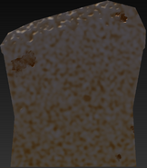 Бета 3 кусочек хлеба
