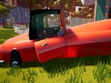 Автомобиль Соседа