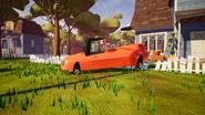 Автомобиль Соседа в Акте 1