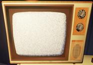 Альфа 1 включенный телевизор